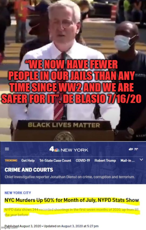 "Keep up the ""good work"" DeGenerate. Baghdad Bob's got nothing on you. 