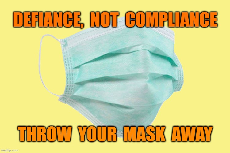 North Dakota House Passes Bill Making Mask Mandates ILLEGAL, Bill Sponsor Calls Mandates 'Diabolical Silliness' (thegatewaypundit.com)
