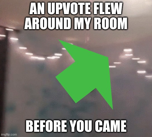 But now i want multiple upvotes flying around my room! |  AN UPVOTE FLEW AROUND MY ROOM; BEFORE YOU CAME | image tagged in a potato flew around my room before you came,memes,upvotes,upvote begging,begging for upvotes,potato | made w/ Imgflip meme maker