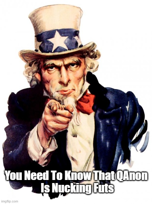 "Uncle Sam: ""You Need To Know..."" 
