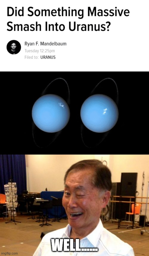 Ton of Takei? |  WELL...... | image tagged in winking george takei | made w/ Imgflip meme maker