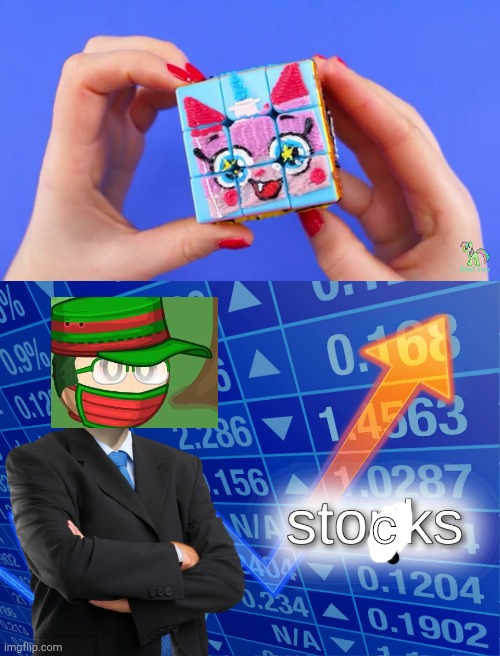 UNIKITTY RUBIKS!? |  c | image tagged in stocks,rubik's cube,unikitty,boomboxer124 flipline | made w/ Imgflip meme maker