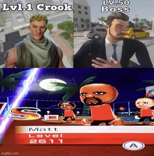 MATT FROM WII | image tagged in memes,funny,wii | made w/ Imgflip meme maker