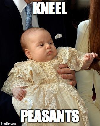 peasant prince george meme Quotes - 41.4KB