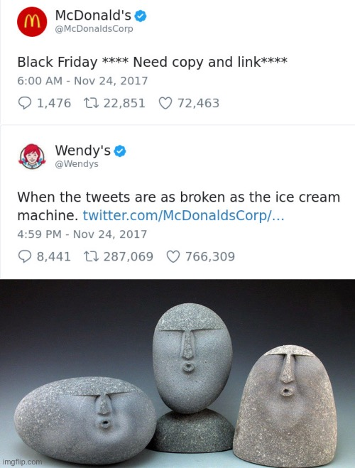 Wendy's twitter burns | image tagged in wendy's,burn,funny,memes,funny memes,twitter | made w/ Imgflip meme maker
