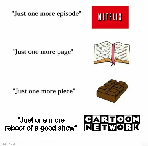 "CN And Their REBOOTS |  ""Just one more reboot of a good show"" 