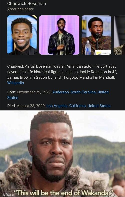 Wakanda for ever - Imgflip