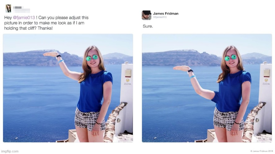 my man | image tagged in lol,james fridman | made w/ Imgflip meme maker