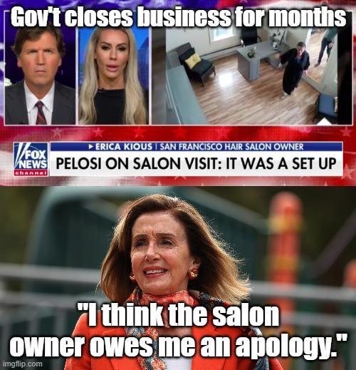 Nancy Pelosi Hypocrisy Imgflip