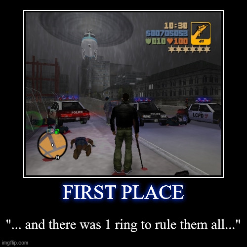 "definately elite | propz | FIRST PLACE | ""... and there was 1 ring to rule them all..."" 