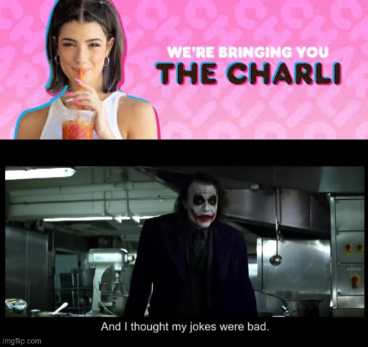 And I thought my jokes were bad | image tagged in memes,the joker,joker | made w/ Imgflip meme maker