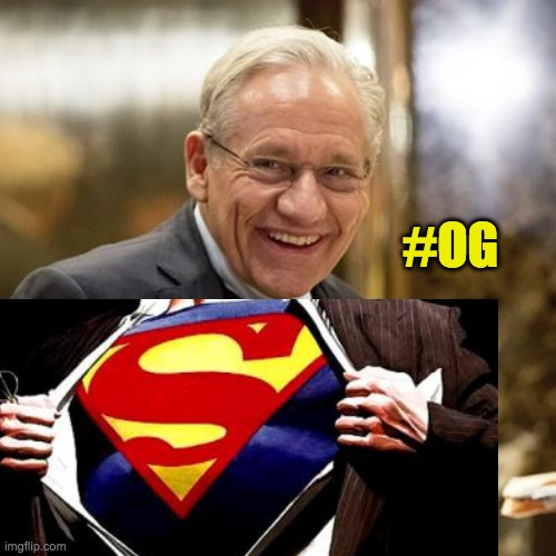og |  #OG | image tagged in og,superman,journalist,voice,trump | made w/ Imgflip meme maker