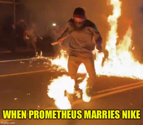 Antifa Flame On Imgflip