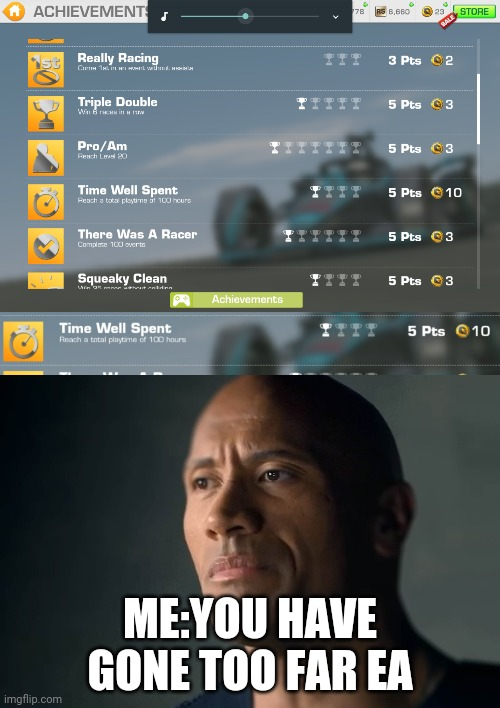 100 hour of playtime |  ME:YOU HAVE GONE TOO FAR EA | image tagged in time,waiting,sadness,dying | made w/ Imgflip meme maker