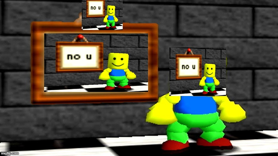 nnoo  uu | image tagged in oof no u | made w/ Imgflip meme maker