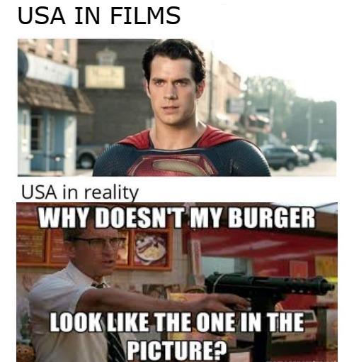 USA IN FILMS | image tagged in booger | made w/ Imgflip meme maker