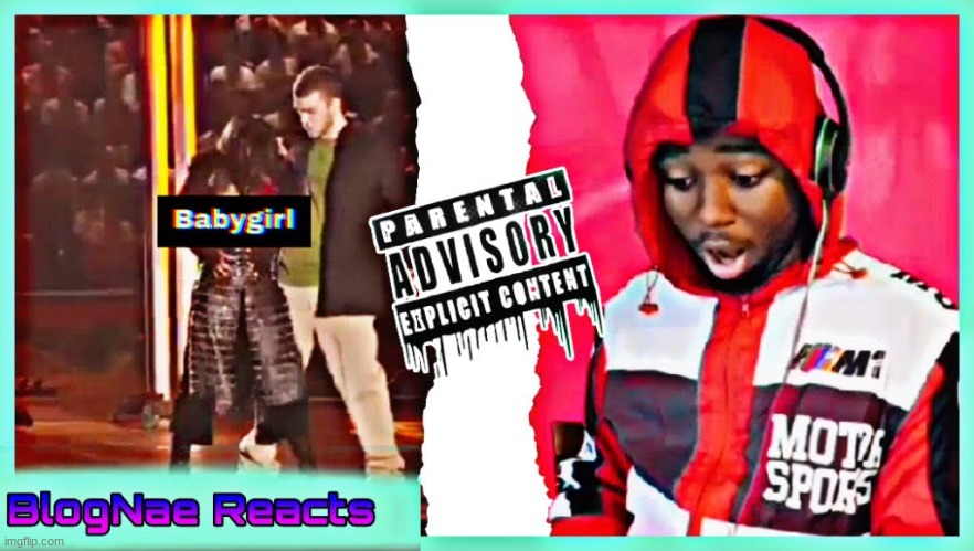 BlogNae Reacts: Episode 1 Hip Hop Classic Moments | Guest: TheOnly JayRow | Jamario Murray | image tagged in jamario murray,theonly jayrow,blognae | made w/ Imgflip meme maker
