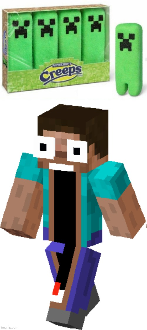 I WANT SOME! | image tagged in minecraft,minecraft steve,minecraft creeper,creeper,peeps | made w/ Imgflip meme maker