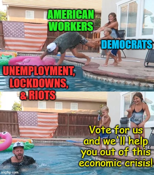 "The party of ""Rules for thee,..."" 