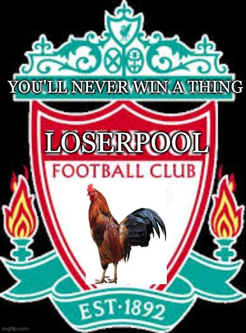 "This should be ""Liverpool's"" real logo 