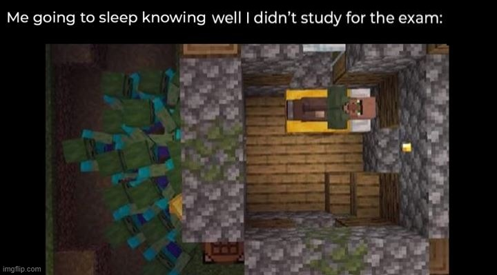 oh well | image tagged in memes,minecraft,fun | made w/ Imgflip meme maker