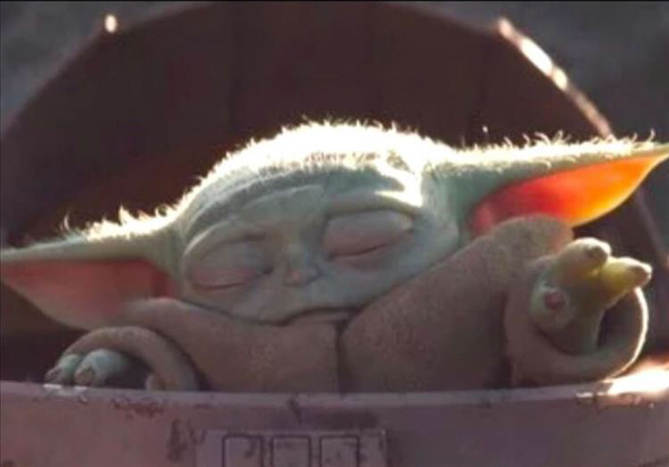Baby Yoda Meme Generator Imgflip