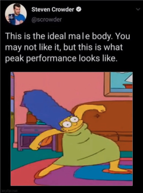 Ready, Kafka? | image tagged in memes,steven crowder,the simpsons | made w/ Imgflip meme maker