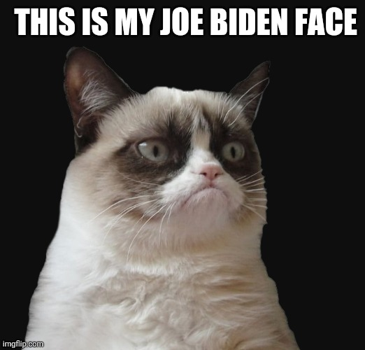 THIS IS MY JOE BIDEN FACE | made w/ Imgflip meme maker