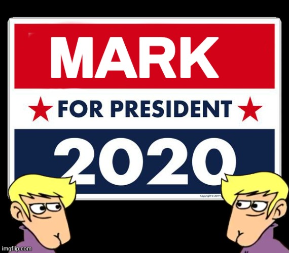 Mark 2020 | image tagged in eddsworld | made w/ Imgflip meme maker