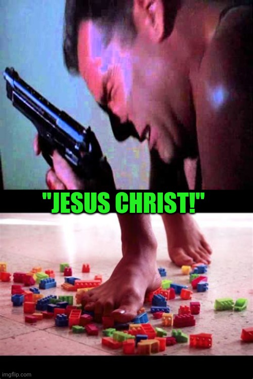 "Die Hard fans will get it |  ""JESUS CHRIST!"" 