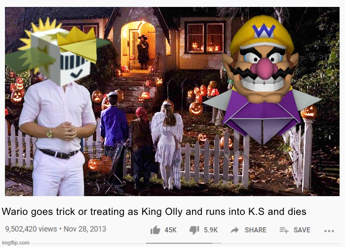 image tagged in wario dies | made w/ Imgflip meme maker
