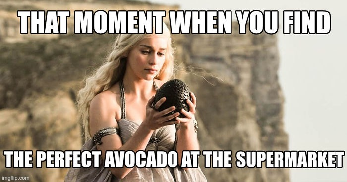 Game of Avocados by MemerGirl2020 | image tagged in game of thrones,avocado | made w/ Imgflip meme maker