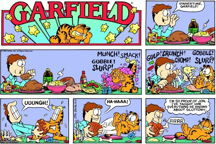 Garfield Garfield Memes Gifs Imgflip