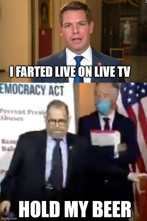 The state of the Democrat party |  I FARTED LIVE ON LIVE TV; HOLD MY BEER | image tagged in jerry nadler,pooping,poopy pants,democrats,democrat party | made w/ Imgflip meme maker
