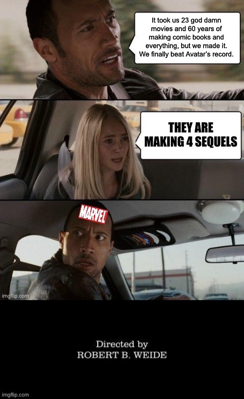 True Art remains True Art | image tagged in james cameron,avatar,marvel,avengers,avengers endgame,funny memes | made w/ Imgflip meme maker