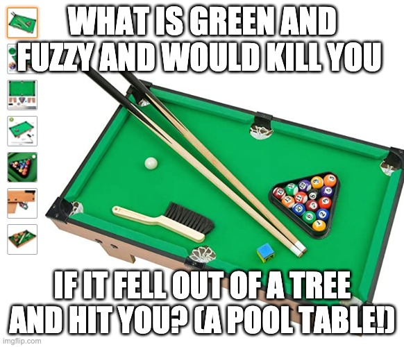 "When a bad dad joke gets ""memed"" 