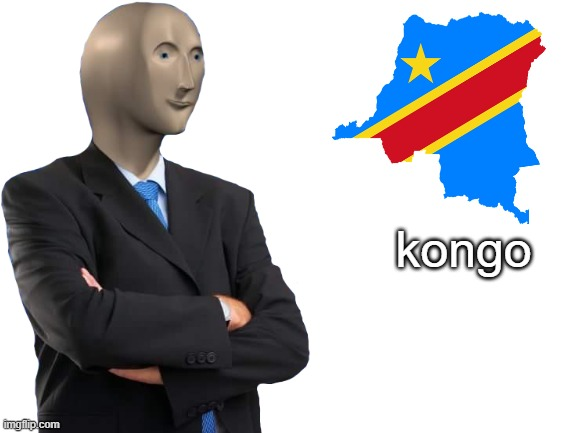 kongo |  kongo | image tagged in geography | made w/ Imgflip meme maker