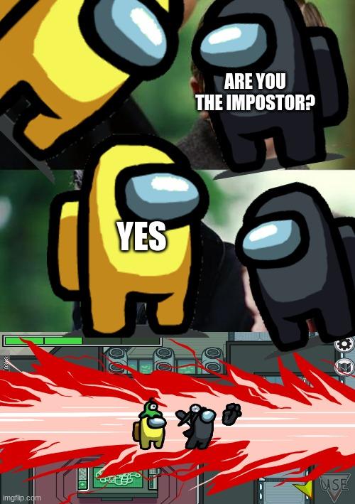 Every Meme Is Among Us Now Imgflip