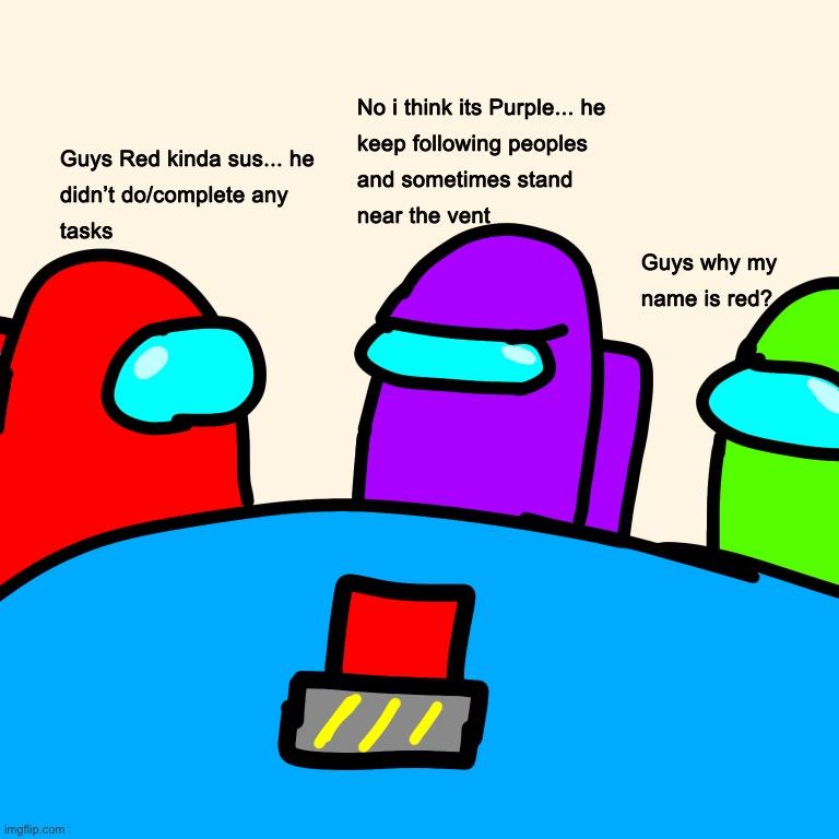 Among_Us suspicious Memes & GIFs - Imgflip