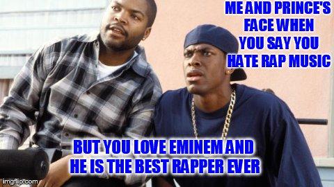 I Hate Rap Music