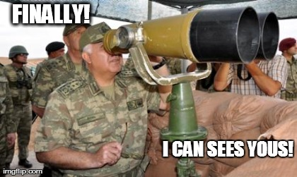 FINALLY! I CAN SEES YOUS! | made w/ Imgflip meme maker