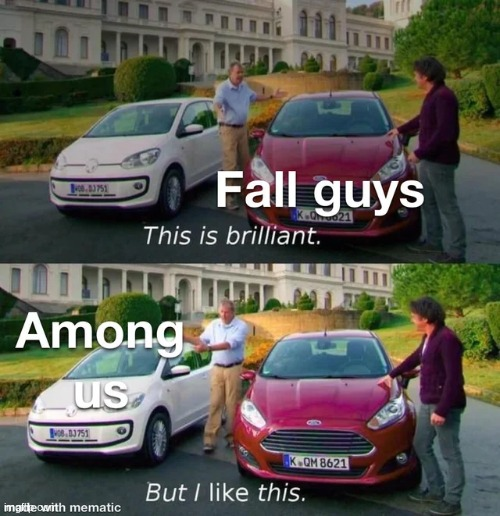 Among us is better | image tagged in among us | made w/ Imgflip meme maker