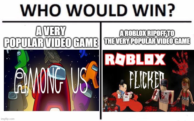 Meme Game On Roblox Among Us Meme Imgflip