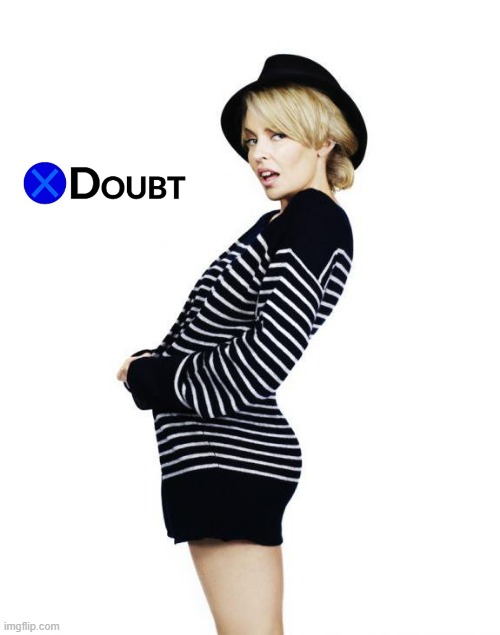 Kylie X doubt 11 | image tagged in kylie style,la noire press x to doubt,doubt,new template,custom template,style | made w/ Imgflip meme maker