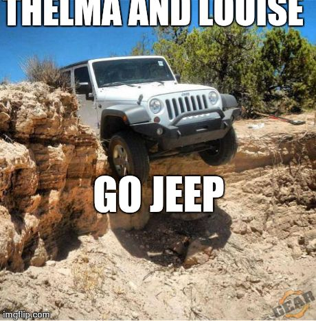 thelma and louise meme