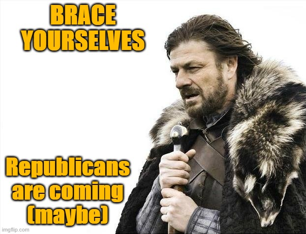 "Today I advertised this stream on ""politics."" Maybe a mistake. We'll see. lol 