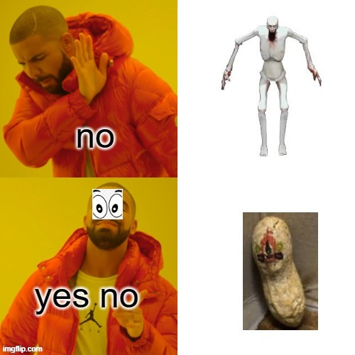 yes no | image tagged in scp meme | made w/ Imgflip meme maker