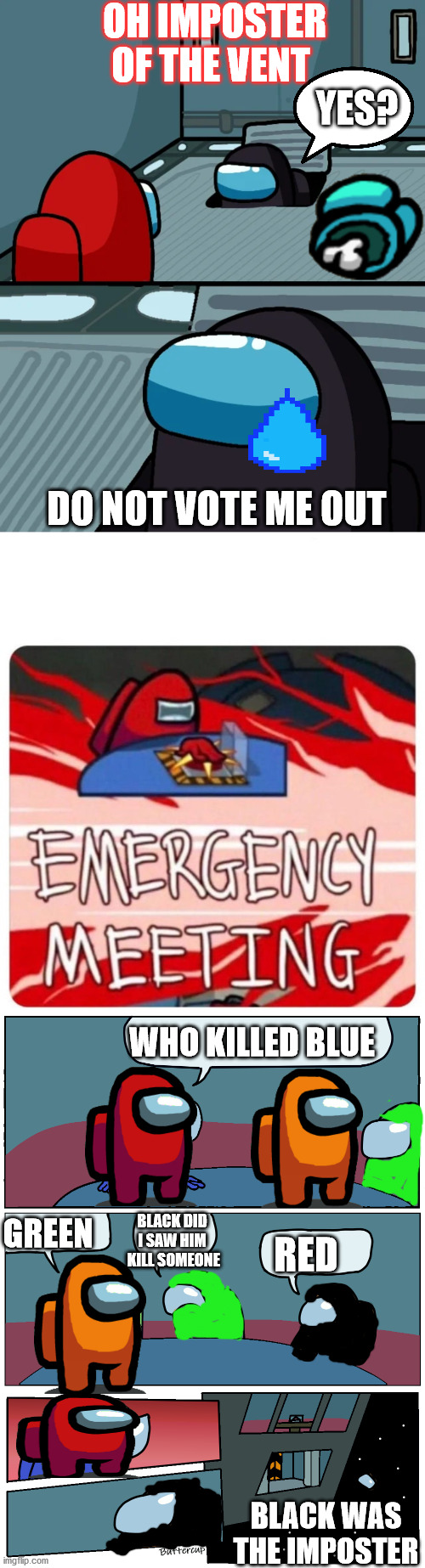 Gaming Emergency Meeting Among Us Memes Gifs Imgflip