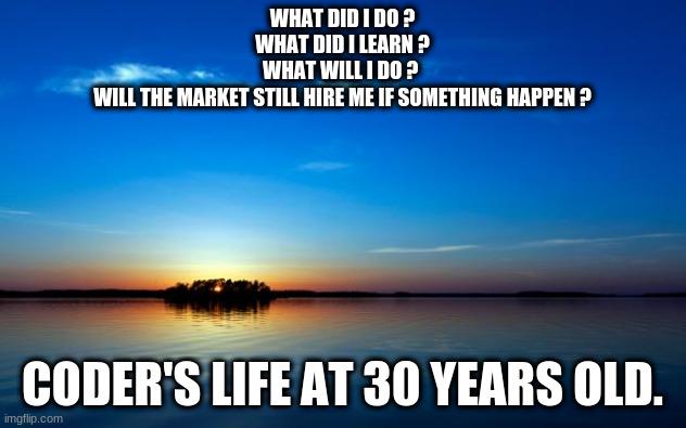 Coder's life