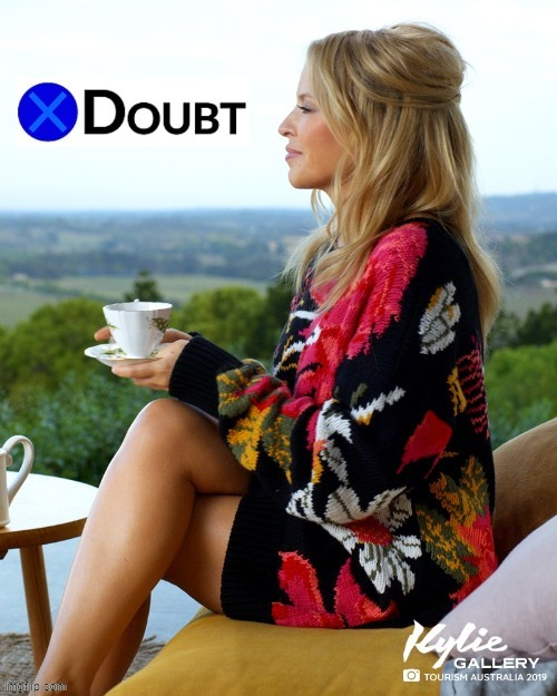Kylie X Doubt 12 | image tagged in kylie x doubt 12,la noire press x to doubt,doubt,new template,custom template,tea | made w/ Imgflip meme maker